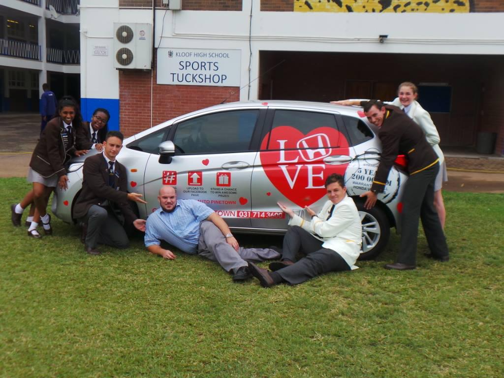 Kloof High School | CMH Honda