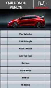 Honda App