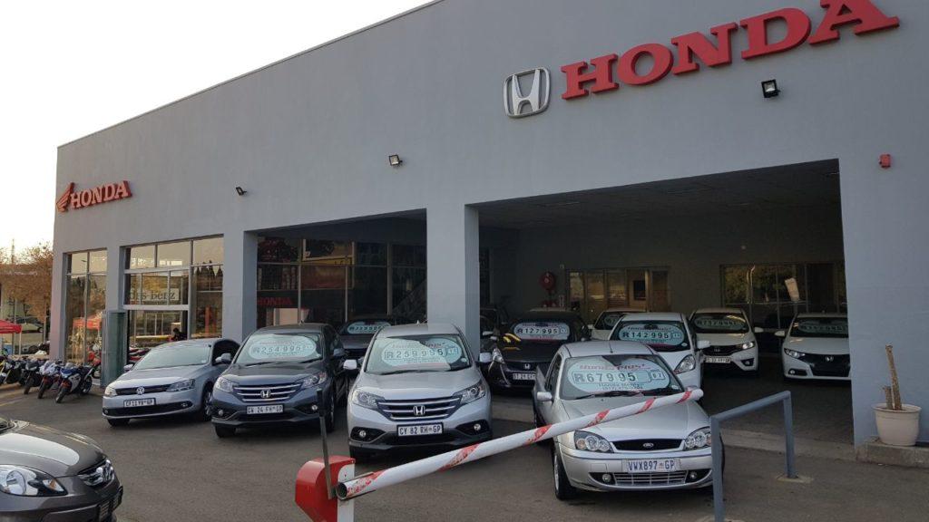 Honda Menlyn