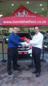 CMH Honda Hatfield