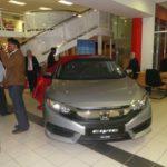 Honda Civic Launch 2016