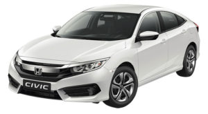 Honda Civic Launch