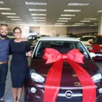 CMH Honda Hatfield – August 2016 Deliveries