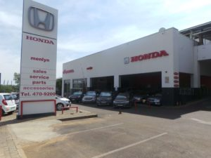 CMH Honda Menlyn - Free Holiday Check