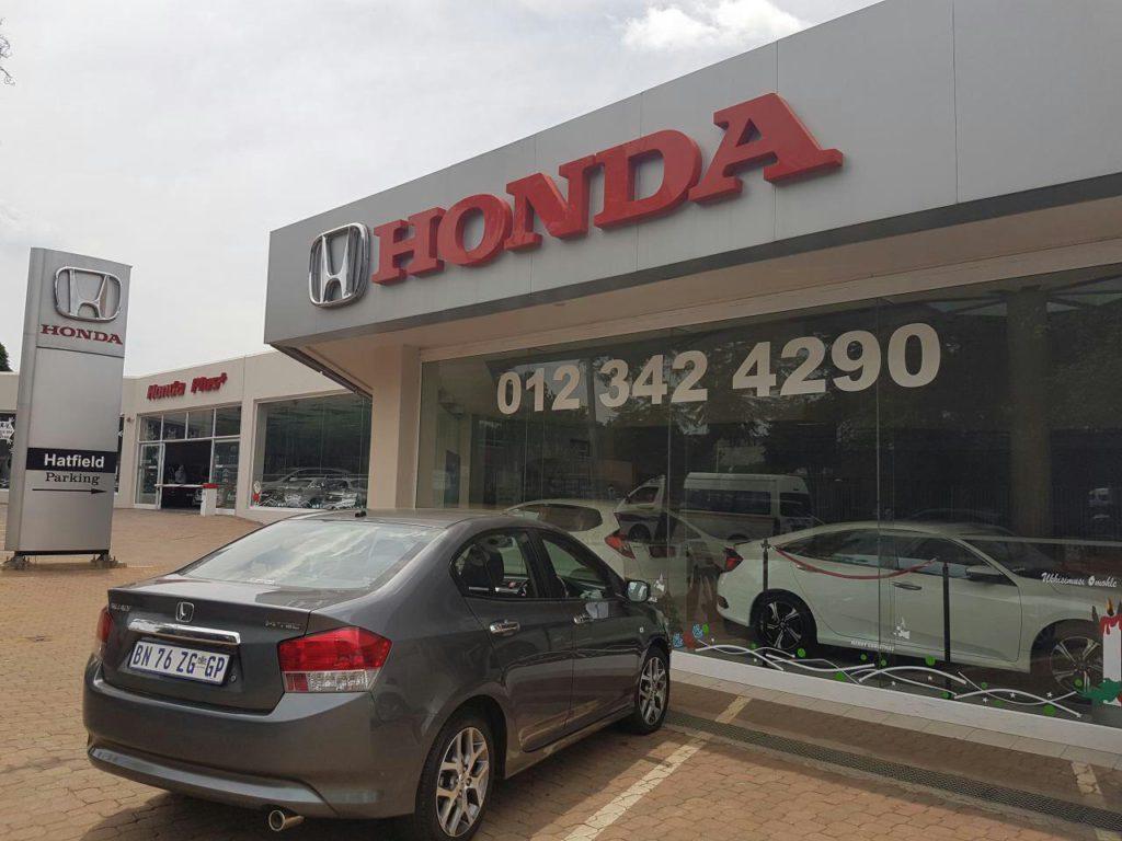 CMH Honda Hatfield Dealership