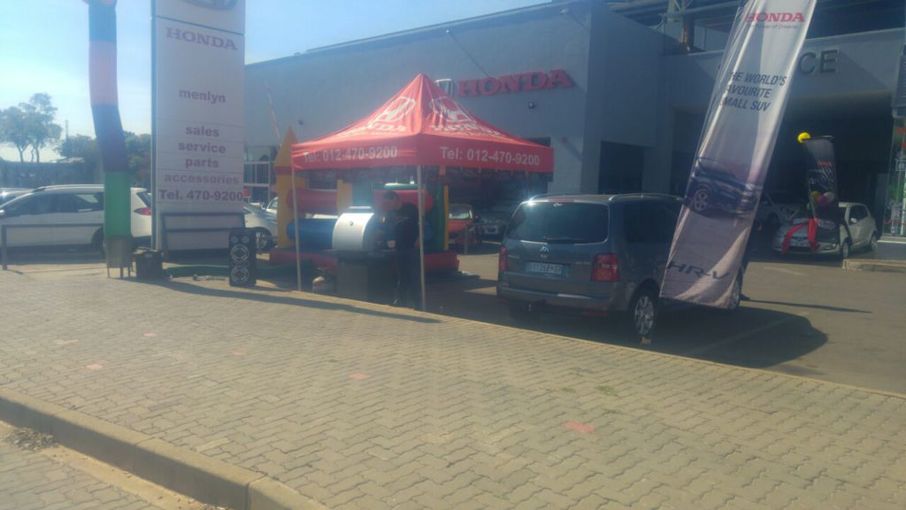 CMH Honda Menlyn Dream Days