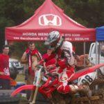 Honda Menlyn Farm bike landing