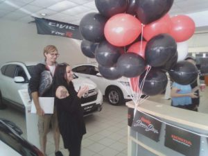 CMH Honda Pinetown- Honda-Dream-Days---Balloon-Popping-for-some-Honda-Gear