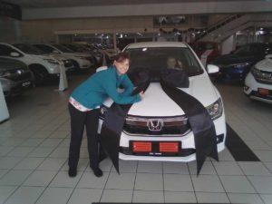 CMH Honda Pinetonw- Honda-Dream-Days---Two-very-happy-clients