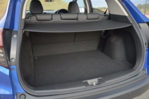 CMH Honda- Honda HR-V Luggage Compartment