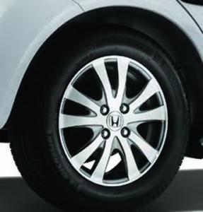 CMH Honda PInetown- Honda Brio Accessory 3 Alloy Wheels