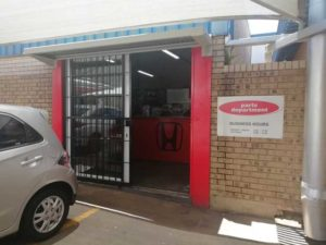 CMH Honda Hatfield- Parts Department
