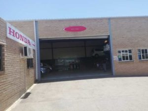 CMH Honda Hatfield- Workshop
