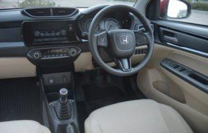 CMH Honda - Honda Amaze Interior