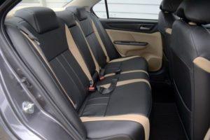 CMH Honda - Honda Amaze Rear Interior