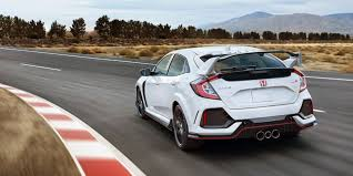 CMH Honda Umhlanga- Honda civic Typr-R Hatchback White Driving
