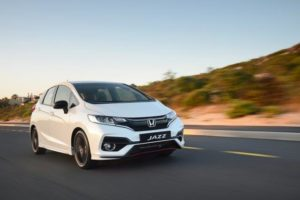 CMH Honda Pinetown- White Honda Jazz Add a touch of magic with the Honda Jazz