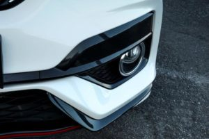 CMH Honda Pinetown- White Honda Jazz Front fog lights