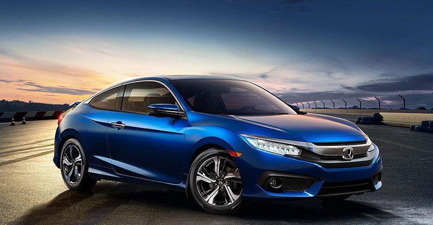 CMH Honda Menlyn- Honda Civic Exterior Blue