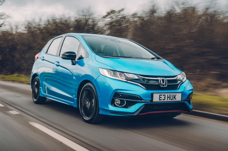 CMH Honda Umhlanga- Blue The 2018 Honda Jazz 1.5 i-VTEC Sport Navi