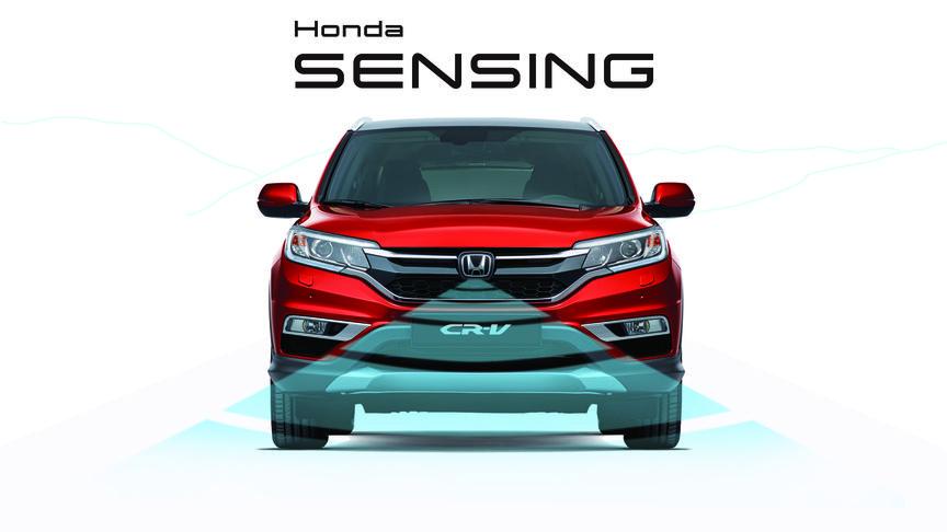 Honda-Sensing