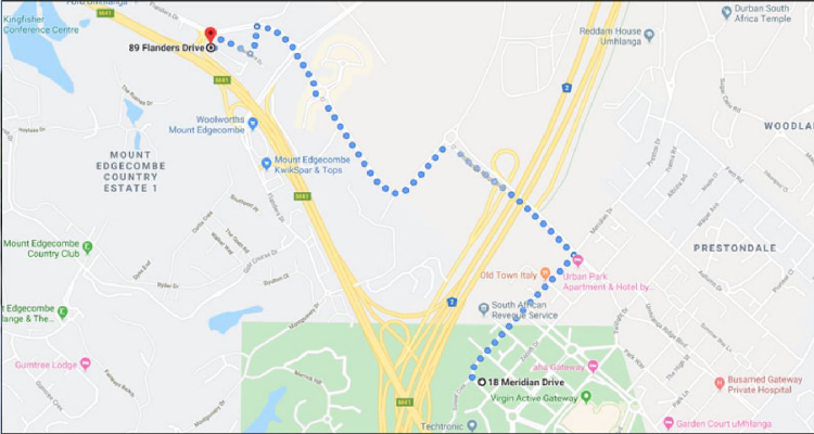 CMH Honda Umhlanga - Easily accessed from the N2 and M4 and closely situated to the newly developed Cornubia Mall.
