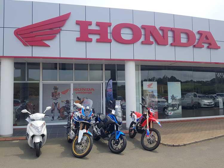 CMH Honda Umhlanga - Honda Wing