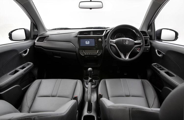 Honda BR-V - interior - CMH Honda Umhlanga