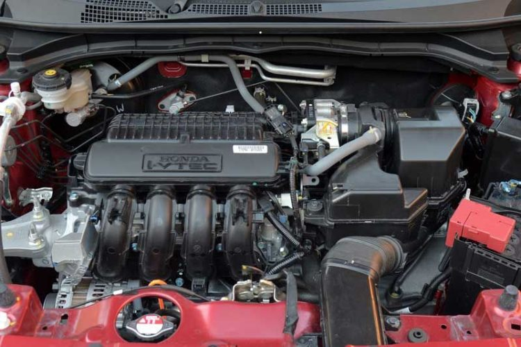 CMH Pinetown -Honda Amaze - Engine