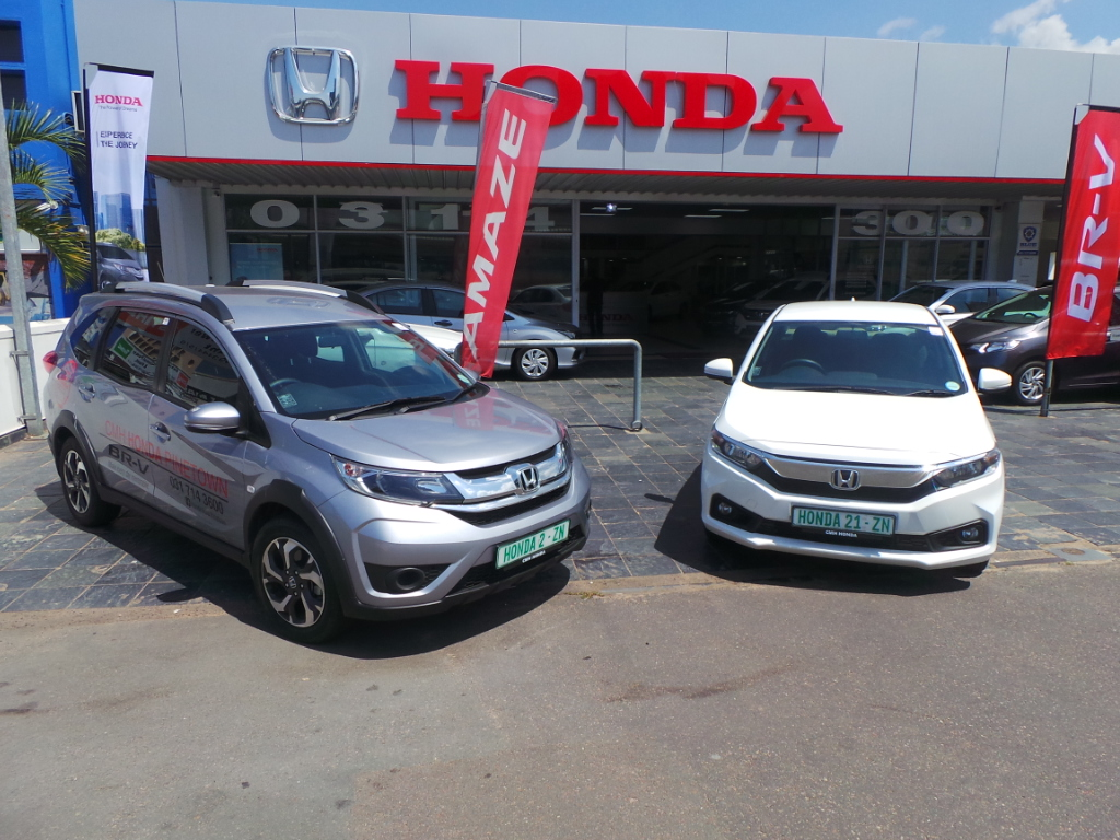 CMH Honda Pinetown - Appreciation Day