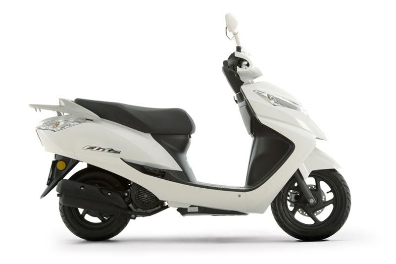 The Honda Elite 125