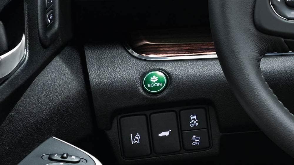 Honda Econ Mode button