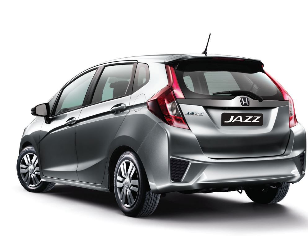 Honda Jazz Rear Exterior