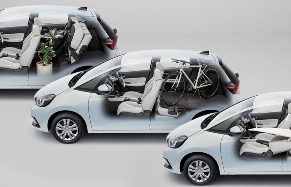 Honda Fit Comfort