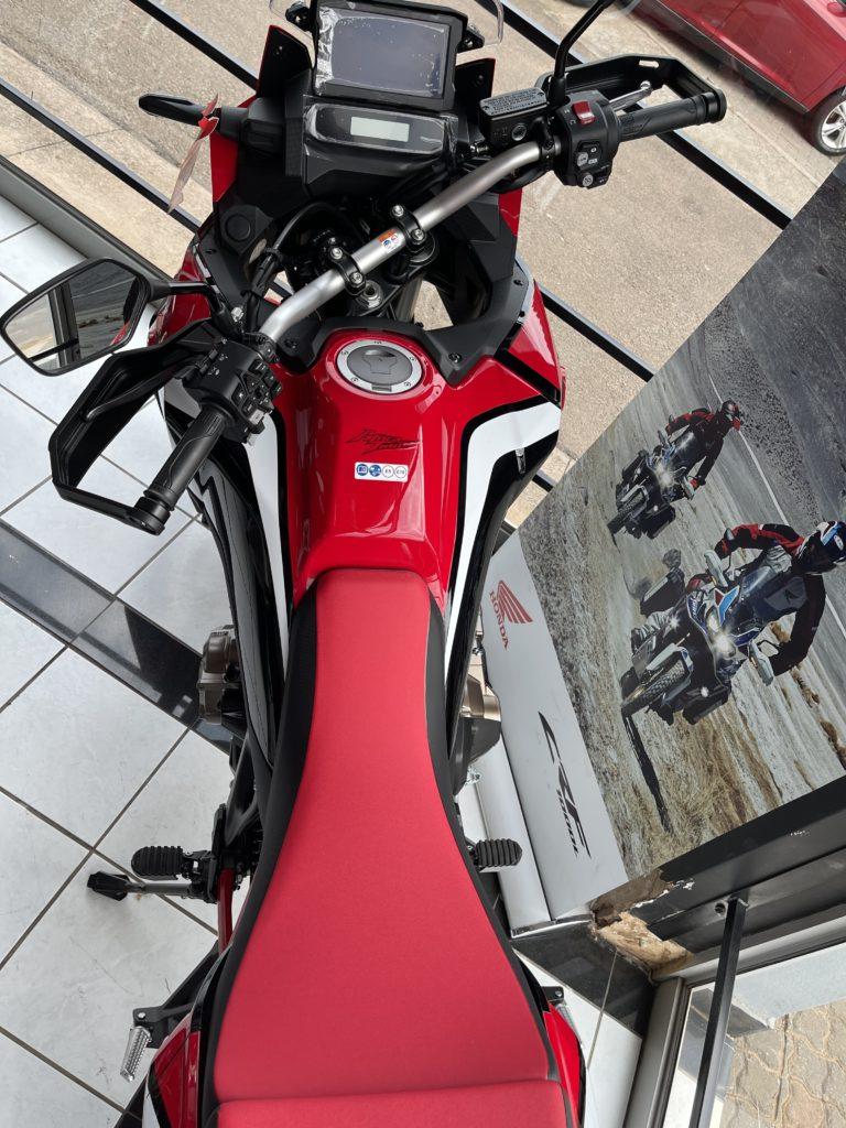 Bike Top View